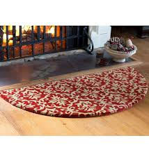 Half Round Kitchen Rugs Half Circle Hearth Rugs Roselawnlutheran