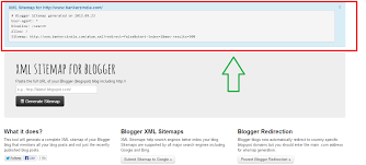 Sitemap Blog Blogger Sitemap Generator Tool How To Use It For Better Seo