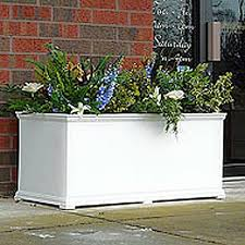 Extra Large Planters by Large Commercial Planters