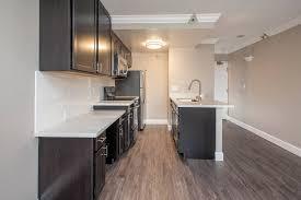 luxury studio 1 2 bedroom townhomes apartments in san open kitchen at tower 737 condominium rentals in san francisco
