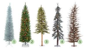 small space holiday decor the best skinny christmas trees