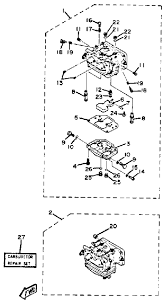 100 1985 yamaha outboard service manual outboards 25 to 15