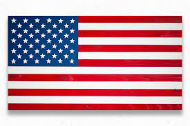 american wood flag patriot wood
