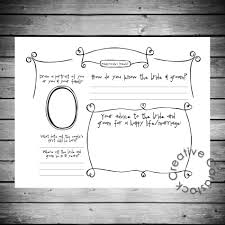 wedding guest book pages creative wedding guest book ideas for memorable wedding all