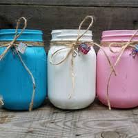 jar centerpieces for baby shower best etsy jar centerpieces for baby shower products on wanelo