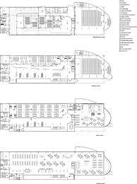 Community Center Floor Plans Educational Cultural Community Center P Iglesias Designshare