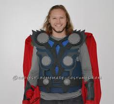 to make a cool halloween costume thor the god of thunder