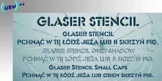 Font Meme Generator - stencil fonts stencil font generator