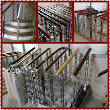 wholesale stainless glass railing fence post stainless steel