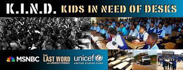 msnbc lawrence o donnell desks k i n d kids in need of desks home facebook