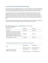 library as publisher handout 5 template questionnaire