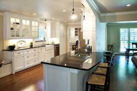 various galley kitchen open up contest dream of find your home