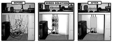 Cable Management Computer Desk Top 10 Things You Should Be Doing To Maintain Your Computer