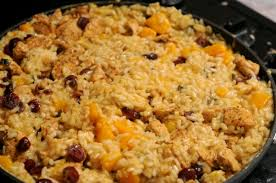 thanksgiving risotto from mike s table