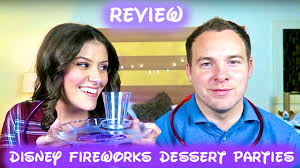 review wishes fireworks dessert party vs ferrytale wishes