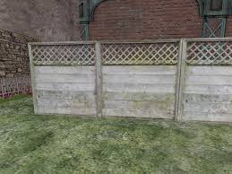 wood lattice wall second marketplace wood plank and lattice fence or covered