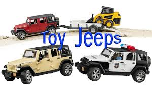 kids jeep wrangler toy cars jeep wrangler unlimited rubicon bruder toys for
