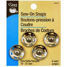 Decorative Snaps Snaps U0026 Clips