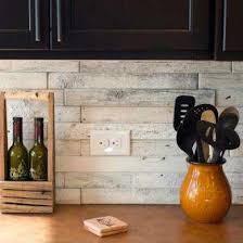 wood kitchen backsplash best 25 wood backsplash ideas on bar basement