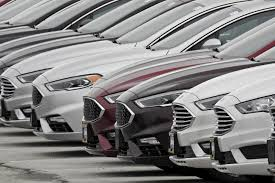europe car leasing companies u s auto makers report steep sales declines in july wsj