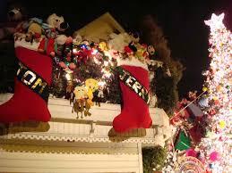christmas lights holiday display at 3650 21st st san francisco