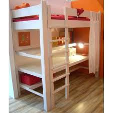 lit sureleve avec bureau lit sureleve but lit mezzanine 2 places avec bureau mezzanine 2