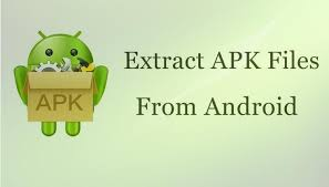 apk extract to extract apk file from android no root