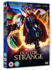 doctor strange dvd 2016 ebay