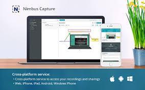 screenshot on android nimbus screenshot screen recorder chrome web store