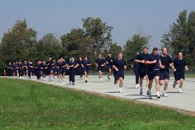 police academy training military com