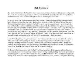 themes of macbeth act 2 scene 1 macbeth act 1 scene 7 gcse english marked by teachers com