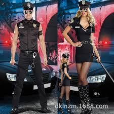 Cops Costumes Halloween 2017 Black Couples Black Costumes Halloween Women Men