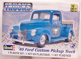 Vintage Ford Truck Forum - revell 1940 ford pickup on the workbench pickups vans suvs