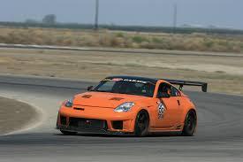 Nissan 350z Orange - z car blog nissan 350z