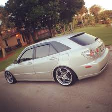 lexus altezza is300 is300 sportcross 1st month build progress clublexus lexus
