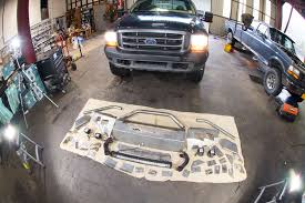 Classic Ford Truck Bumpers - use a move bumpers kit to build your own custom heavy duty bumper