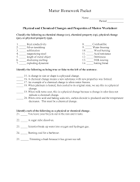 Chemistry Review Worksheet Answers Matter Science Worksheets Worksheet Format And Example
