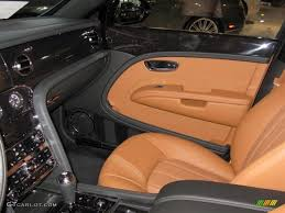 orange bentley interior saddle beluga interior 2011 bentley mulsanne sedan photo 40885865