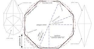 Barn Roof Angles Roof Framing Geometry Roof Framing Polygon Angles