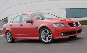 2008 pontiac g8 u2013 instrumented test u2013 car and driver