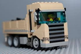 scania truck moc scania truck accident lego town eurobricks forums