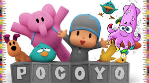 pocoyo coloring book pages kids episode 1