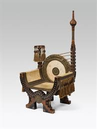 Throne Chair Throne Chair By Carlo Bugatti On Artnet