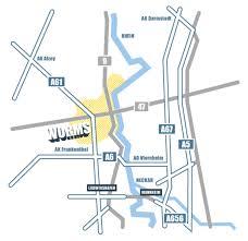 B47 Bus Route Map Anfahrt U0026 Parken U003e Worms Jazz And Joy