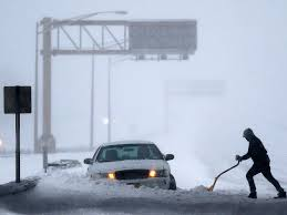 The Biggest Blizzard Jonas Was Second Biggest Storm In New York History Business Insider