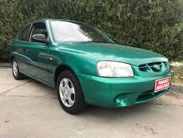 hyundai accent milage 2001 hyundai accent auto low mileage registration cars