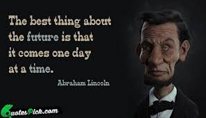 the best thing about quote by abraham lincoln quotespick
