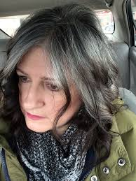 how to bring out gray in hair 61 best gray is the new black images on pinterest going gray