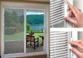 Blinds For Patio by Patio Door With Blinds U2013 Smashingplates Us
