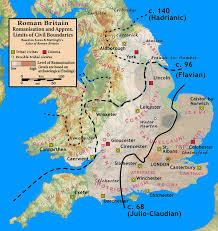 Norwich University Map Romano British Culture Wikipedia